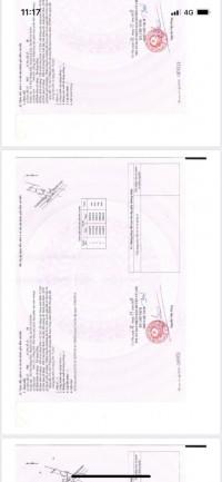 Cần sang nhượng gấp lô B14 khu dân cư TVC 2 Trần Văn Chẩm Củ Chi giá 15 triệu