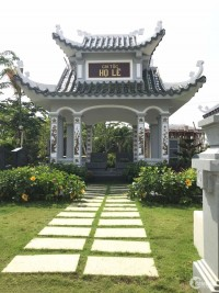 Nghĩa trang hiện đại và gần TPHCM nhất từ 98tr sổ riêng từng nền