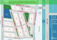 Bán Lô Đất Eco Town Long thành - Giá 1350 - Quý 1 năm 2020 Công chứng.