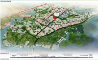 Đất Mặt Tiền Đường 25C, Mega city 2, Nhơn Trạch, Đồng Nai Giá chỉ 700tr
