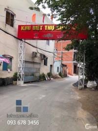 Bán nền tặng nhà cấp 4 Phan Huy Chú, khu dân cư Thới Nhựt - 2.88 tỷ