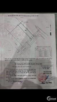 Cần thanh lý miếng đất P. An Phú Đông Q12 chính chủ có thương lượng