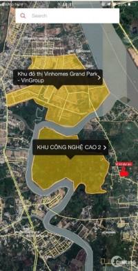 Bán đất KDC Hiện Hữu Quận 9 Liền Kề Cầu Long Đại , Khu Công Nghệ Cao 2