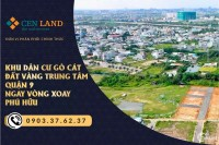 Quận 9  Bán gấp lô đất MT 30m, Full TC, Khu dân cư hiện hữu, Mua đã lời ngay