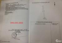 Cần tiền bán nhanh lô đât Bà Rịa - Vũng Tàu, 365m2, 100m2 thổ cư