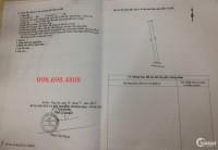Cần bán nhanh lô đất Bà Rịa Vũng Tàu, dt: 365m2, giá: 1 tỷ, thổ 100m.