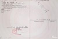 Chính chủ thổ cư 3 mặt tiền Châu Pha - Phú Mỹ
