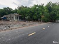 Bán đất Chơn Thành mặt tiền đường Lê Duẩn sát bên trung tâm hành chính , SHR,