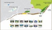 Đất nền liền kề Novaworld Hồ Tràm, đã có SHR từng nền, Giá chỉ từ 7.6tr/m2.