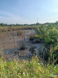 Bán đất nông nghiệp sau lưng cây xăng đường rừng sác