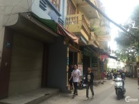 Cho thuê mặt bằng kinh doanh 22m2 ngõ 454 Minh khai gần trường học bệnh viện