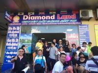 Cho thuê 380 m2 đất đường Hồ Hán Thương,Đà Nẵng MT 15m khu sầm uất,Ko mùi hôi.LH