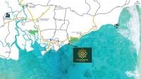 Mở Bán Dự Án Đất nền Duy Nhất Mặt tiền Đường Ven Biển 40m Hồ Tràm Xuyên Mộc