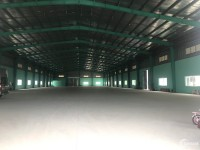 Cho thuê xưởng 3000m2 KCN Đại Đồng - Bắc Ninh