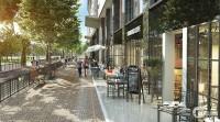Cho thuê nhà mặt phố hàng buồm kinh doanh hàng ăn nhẹ giá 50tr dt 100mx2 tầng