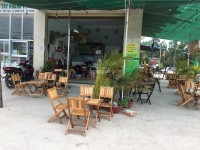 Cho thuê nhà mặt phố Định Công, Hoàng Mai 200m2, MT 7m.