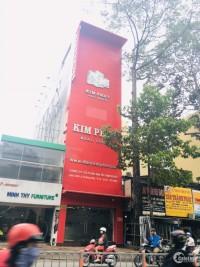 Cho thuê nhà mặt tiền 246 Lý Thường Kiệt, DT: 6.2x25m 5 lầu, 140tr/th