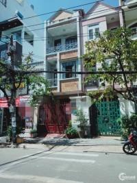 Chjo thuê nhà tiện kinh doanh 4x21m 3 tầng 4Pn Mặt tiền ĐS 36, p.Tân Quy, Quận 7