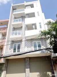 Cho thuê 2 căn liền kề mặt tiền đường Nguyễn Thị Mười Phường 4 Quận 8