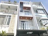 Cho thuê nhà mới 3 lầu hẻm xe hơi 154 đường Âu Dương Lân Phường 3 Quận 8
