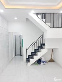 Nhà cho thuê nhà mới hẻm 35 đường Cao Lỗ Phường 4 Quận 8, Giá: 5Tr/th