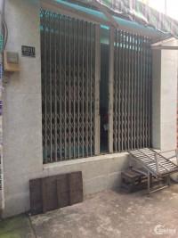 Cho Thuê Nhà Nguyên Căn-Hẻm 184-Bình Tân
