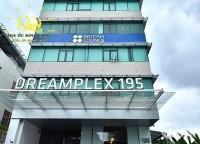 Văn phòng trọn gói cho thuê Dreamplex 195 đường Điện Biên Phủ, nhiều diện tích