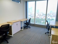 Cho thuê văn phòng trọn gói, chỗ ngồi, phòng họp, văn phòng ảo khu vực cầu giấy