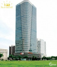 Văn phòng quận 7 cần cho thuê Petroland Building đường Tân Trào, diện tích 260m2