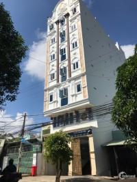 Toà nhà Lê Văn Sỹ, P.1, Quận Tân Bình, DT: 12x50m, hầm 8 lầu