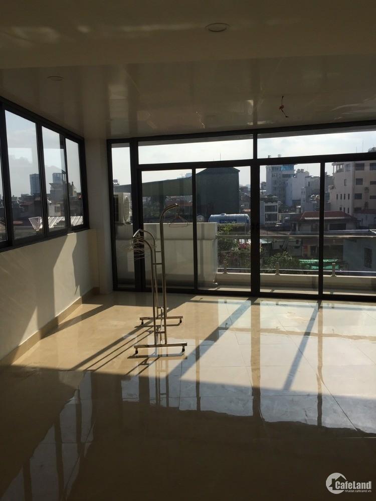 Cho Thuê Tòa Nhà Mặt Phố số 89B Nguyễn Khuyến, 150m2x6 tầng, 10USD/m2 0971024998
