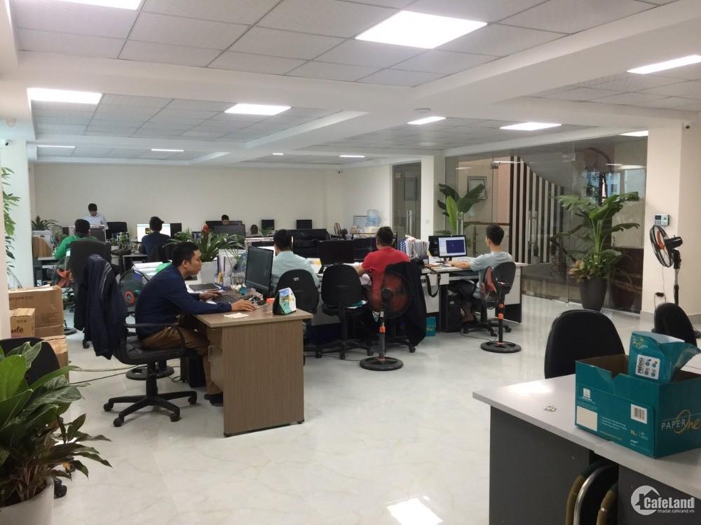Chính chủ cho thuê văn phòng mặt phố Khương Đình chỉ 6.6 triệu/tháng