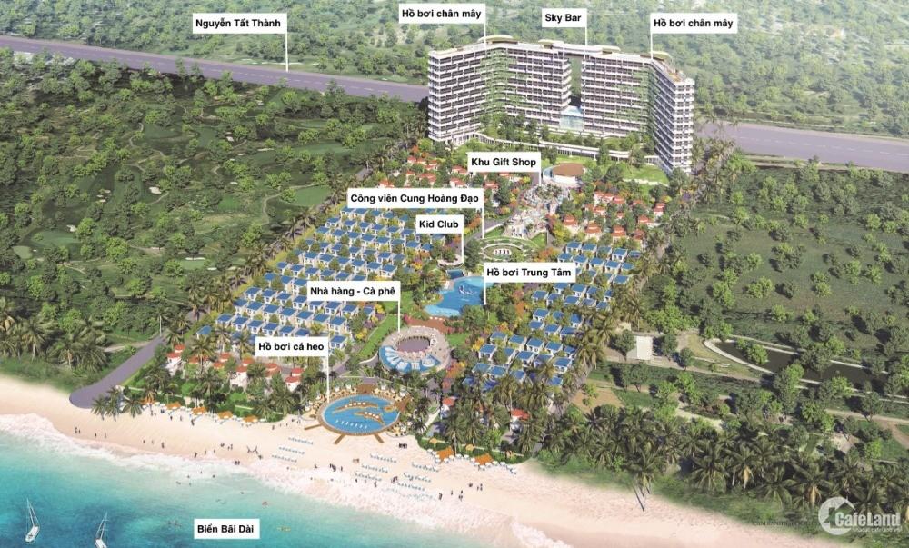 Lý do có đến 800 khách hàng tham gia sự kiện mở bán dự án Cam Ranh Bay
