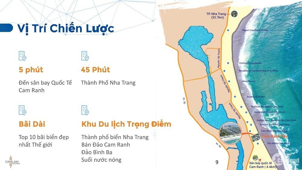 Cam Ranh Bay - làn gió mới xua tan sương mù CoCoBay (chỉ 499 triệu)