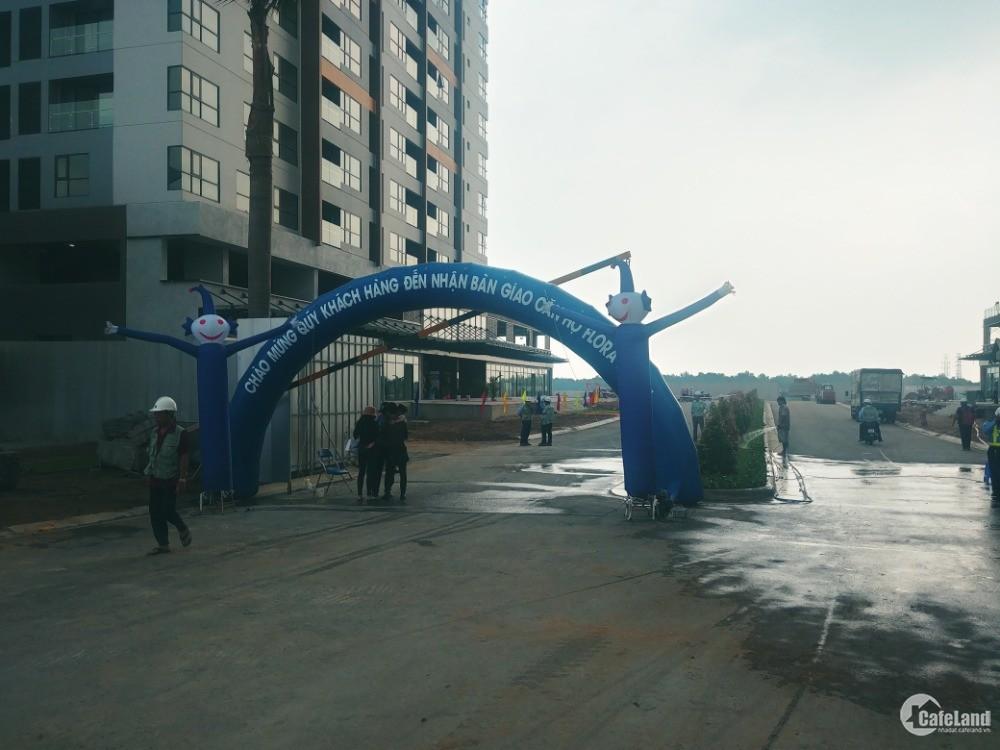 Căn hộ Mizuki Park 56m² 2PN Nguyễn Văn Linh, Bình Chánh
