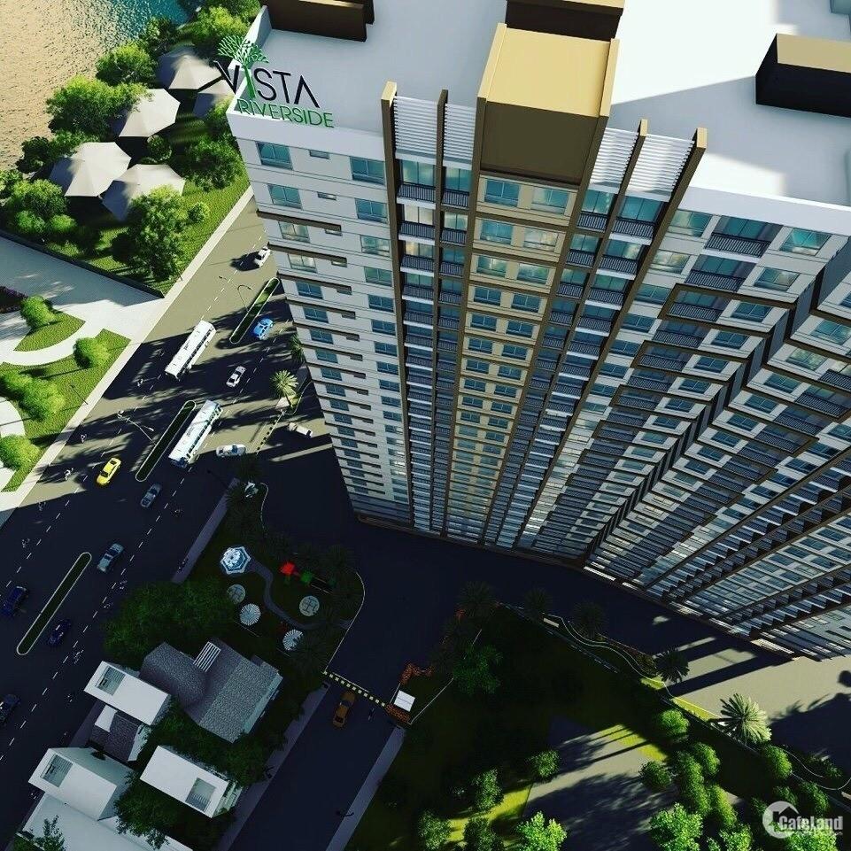 Chung cư Vista giá rẻ - gần cầu Phú Long Q12, 860tr/căn , pháp lý rõ ràng