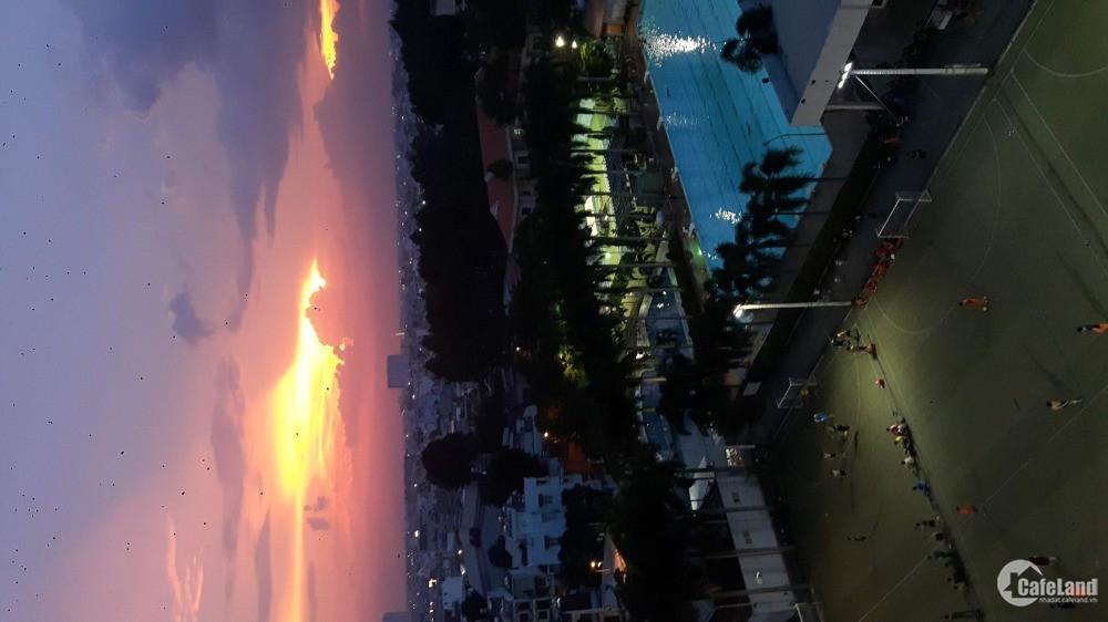 Chính chủ bán căn hộ Tô Ký tầng 3 và 8 có bancon, view hồ bơi,công viên cây xanh