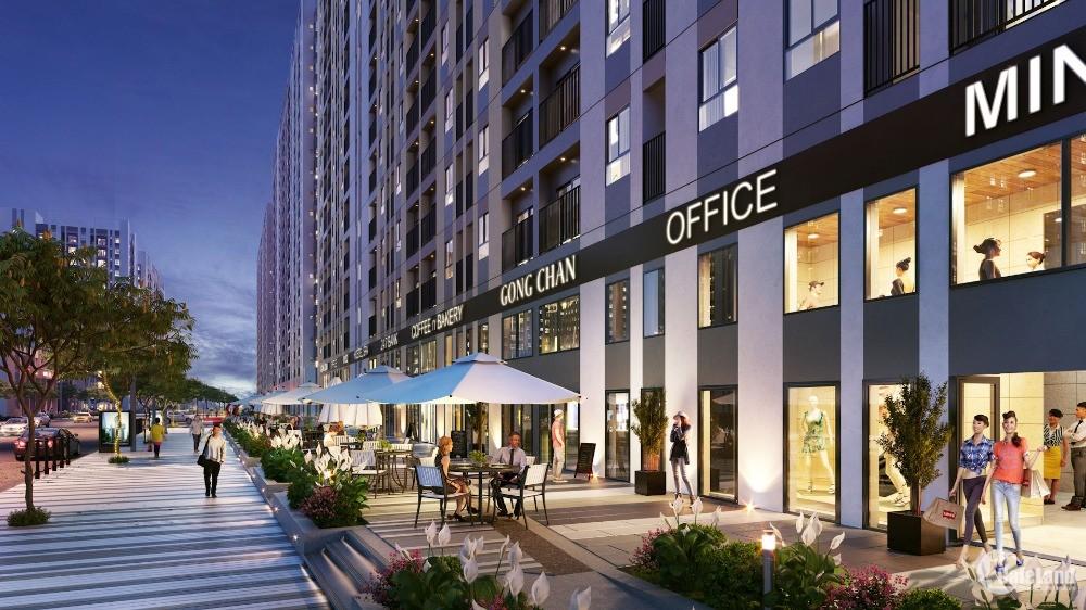 Bảng giá gốc chủ đầu tư căn hộ xanh chuẩn Singapore quận 12, PiCity High Park