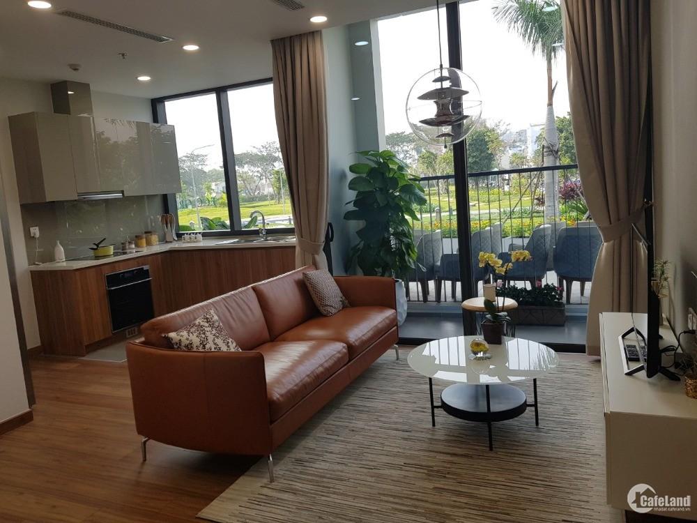 Bán căn hộ Eco Green Saigon quận 7 3PN tầng 36 block HR1 ck 200tr Lh 0938677909