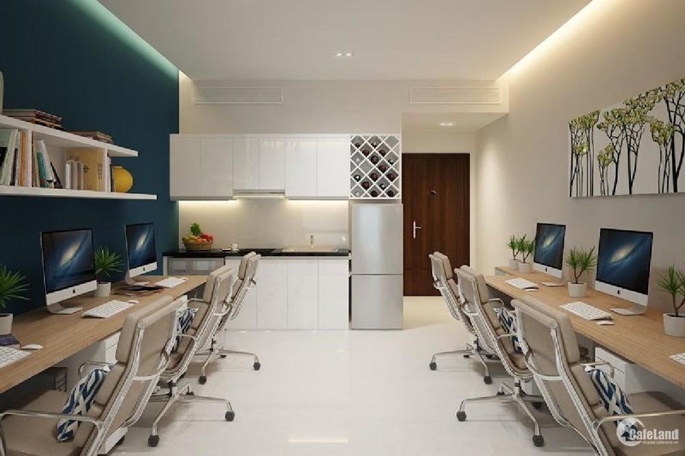 Căn hộ văn phòng giá tốt nhất thị trường KV trung tâm, thuận tiện KD, thương mại