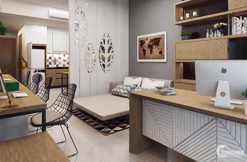 Bán căn hộ Officetel chỉ từ 1.5 tỷ, thanh toán 450tr nhận nhà