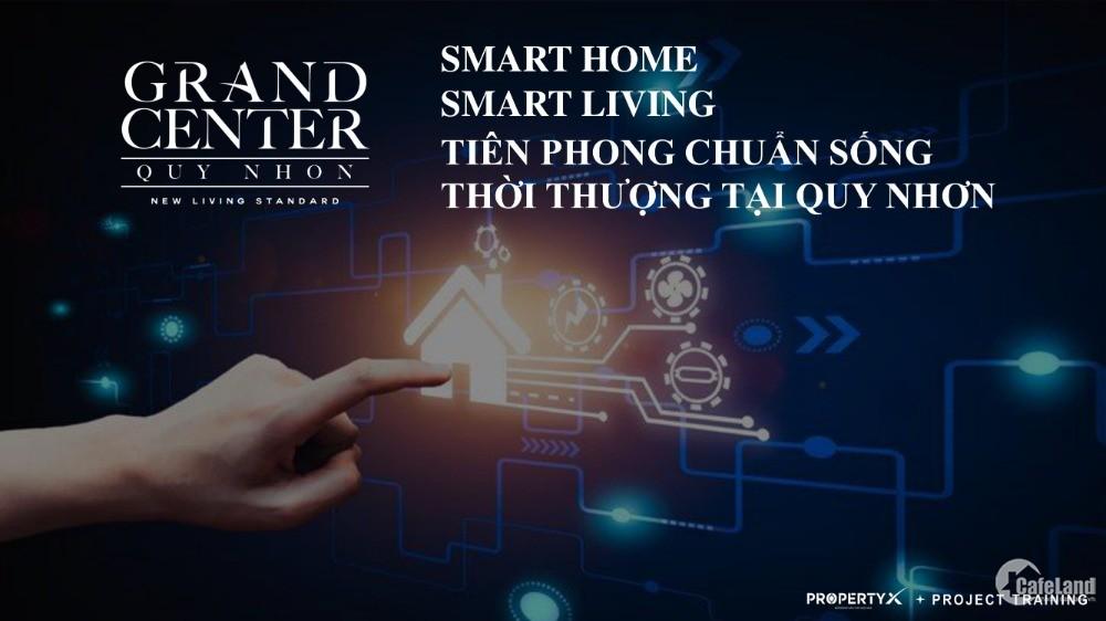 Căn hộ số 01 Nguyễn Tất Thành Quy Nhơn Grand Center giá 1ty9/căn chiết khấu 10%