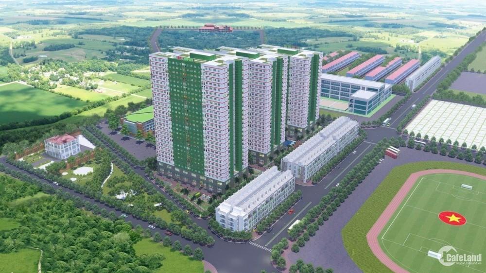 Chỉ 700tr sở hữu ngay chung cư 2PN tại Trung tâm hành chính Huyện Thanh Trì
