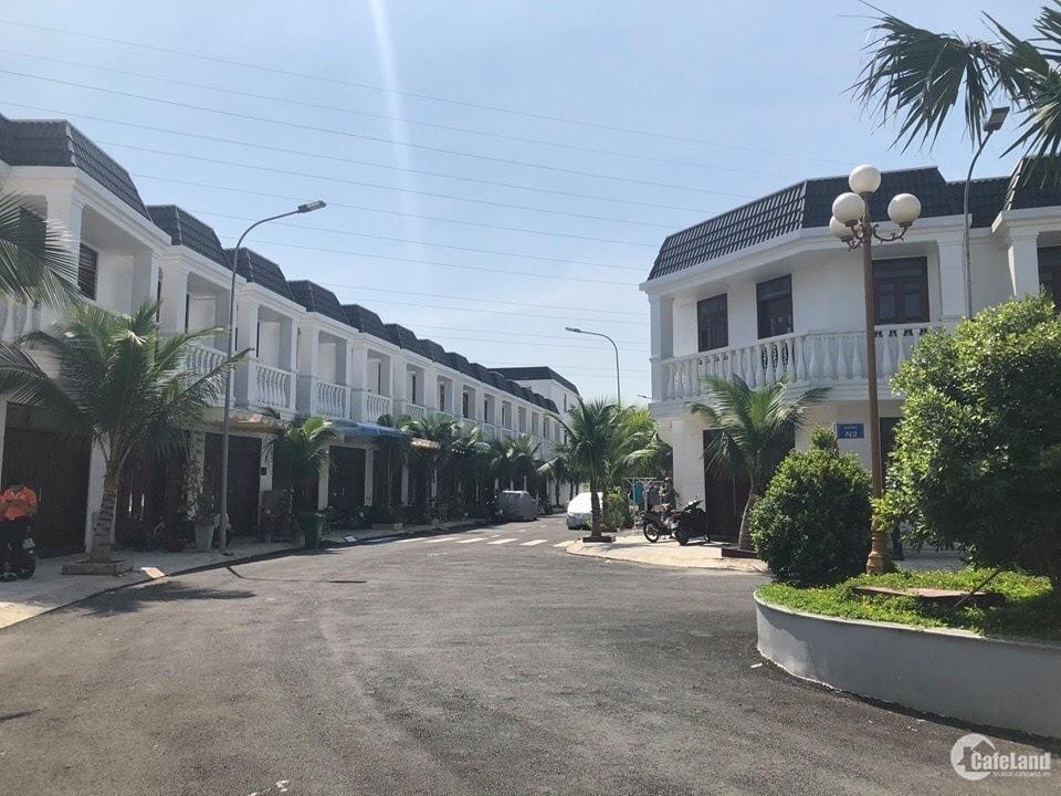 Bán nhà phố trong khu dự án Champaca Garden - Dĩ An, Bình Dương