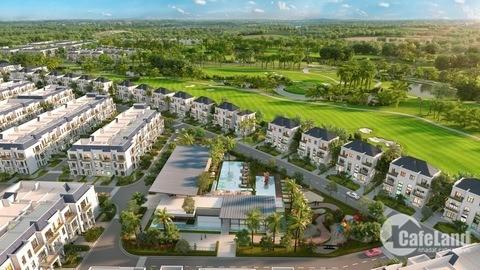 Mở bán 300 căn biệt thự nghỉ dưỡng cao cấp West Lakes Golf & Villa, Tân Mỹ.