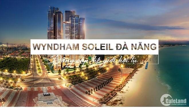 Dự án căn hộ Ánh Dương Soleil Đà Nẵng mặt tiền Võ Nguyên Giáp view biển.