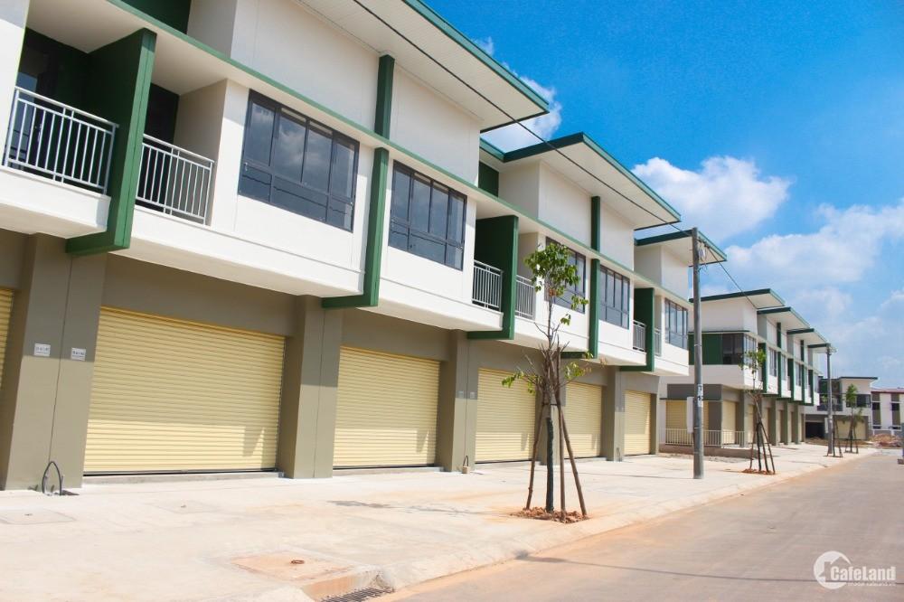 Bán căn nhà 1 trệt 1 lầu ngay cụm khu công nghiệp lớn nhất Bình Dương