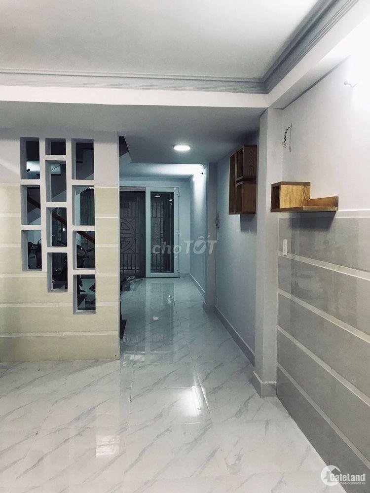 Nhà Quận Bình Thạnh 5 tầng 200m²