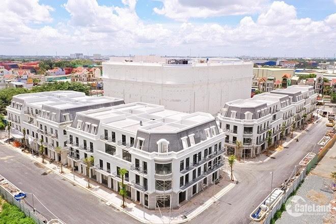 Cần bán shophouse Vincom Dĩ An, Bình Dương giá 14 tỷ 1 trệt 3 lầu