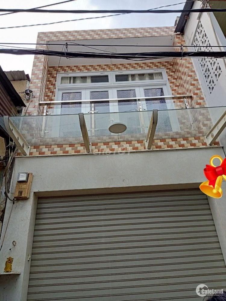 Bán nhà hẻm 4m Hàn Hải Nguyên, 3,5x9m, 1 lầu